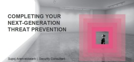 สไลด์ Check Point – Completing Your Next-Generation Threat Prevention จากงาน Westcon Connect 2015